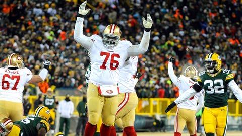 Green Bay Packers -- OT Anthony Davis