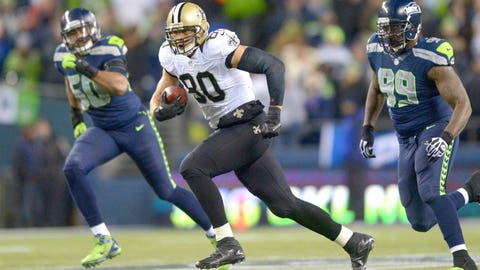 Will Jimmy Graham break every tight end record in Seahawks history?