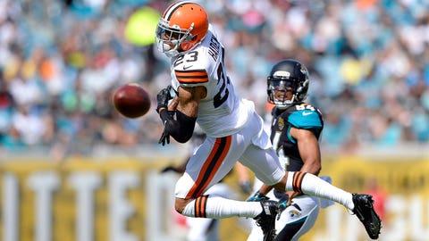 Cleveland Browns -- CB Joe Haden