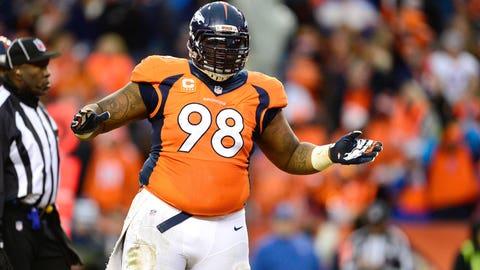 24 -- DT Terrance Knighton, Broncos