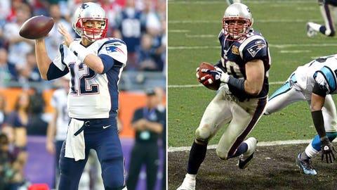 #18 -- LB Mike Vrabel, New England Patriots