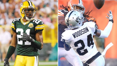 #5 -- CB/S Charles Woodson, Green Bay Packers