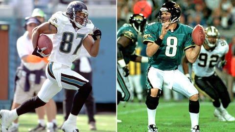 #19 -- WR Keenan McCardell, Jacksonville Jaguars