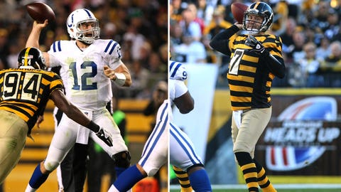 #8 -- Colts @ Steelers
