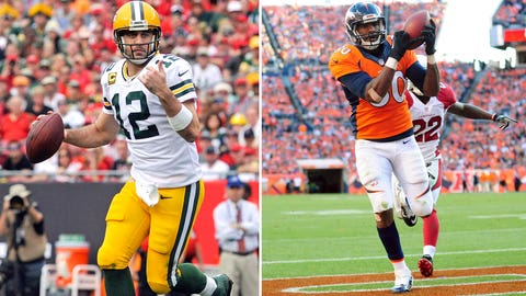 #2 -- Packers @ Broncos