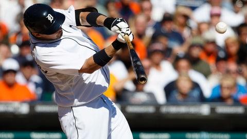Nick Castellanos, 3B, Detroit Tigers