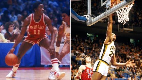 23 -- 1980: (6) Purdue 76, (2) Indiana 69