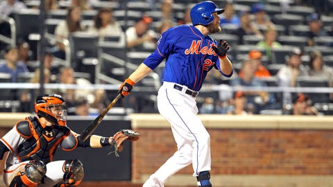 4 -- 1B Lucas Duda, New York Mets
