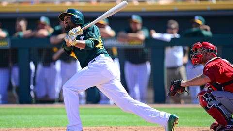 10 -- 2B/3B Marcus Semien, Oakland Athletics