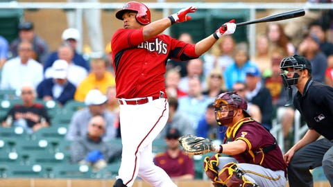 17 -- 3B Yasmany Tomas, Arizona Diamondbacks