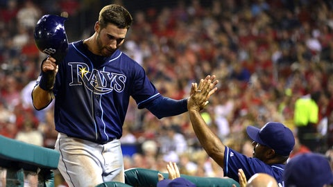 Kevin Kiermaier, OF, Rays