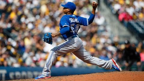 Marcus Stroman, SP, Blue Jays