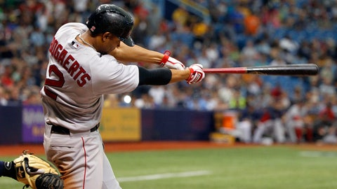 Xander Bogaerts, 3B/SS, Red Sox