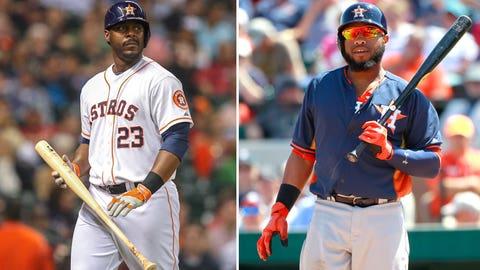 Prediction #11: Houston's Chris Carter and Jon Singleton will combine for 400 strikeouts