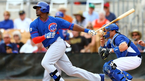 Jorge Soler, RF, Chicago Cubs