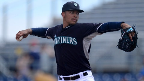 Taijuan Walker, SP, Seattle Mariners