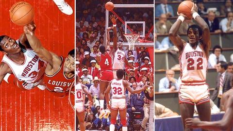 3 -- 1983: Houston 94, Louisville 81