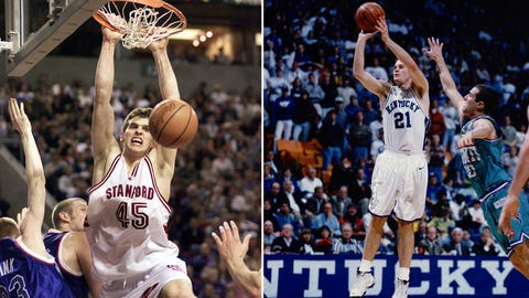 16 -- 1998: Kentucky 86, Stanford 85 (OT)