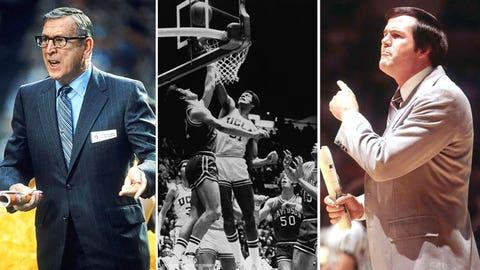 5 -- 1975: UCLA 75, Louisville 74 (OT)