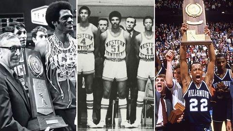 20 -- 1971: Villanova 92, Western Kentucky 89 (2OT)
