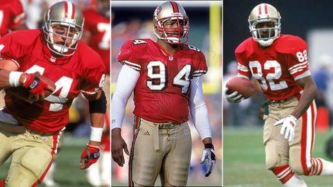 3 -- 1986 San Francisco 49ers