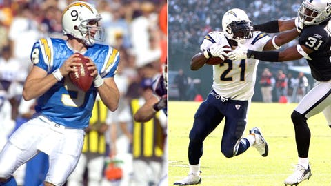 8 -- 2001 San Diego Chargers