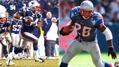 18 -- 1995 New England Patriots