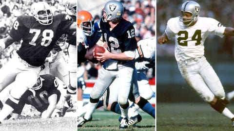 9 -- 1968 Oakland Raiders