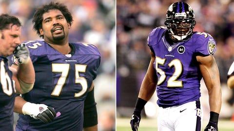 7 -- 1996 Baltimore Ravens