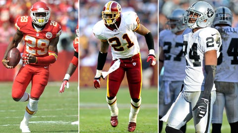 Rule No. 5: Be wary of drafting safeties in the top 10
