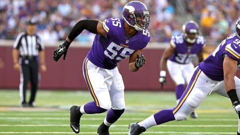 9. Minnesota Vikings -- LB Anthony Barr