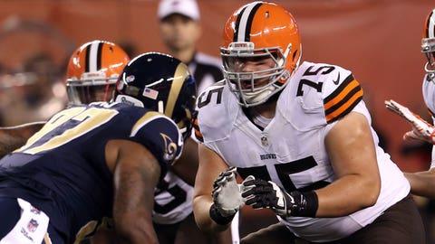 31. Denver Broncos -- OT Joel Bitonio