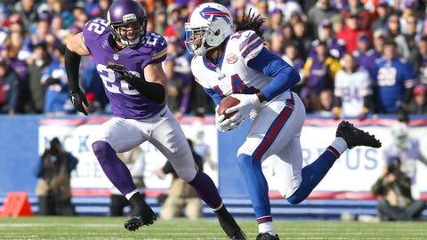 4. Buffalo Bills -- WR Sammy Watkins