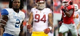 6 ways the Falcons could pass on a pass-rusher at No. 8