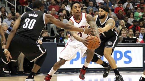 EAST -- (1) Atlanta Hawks vs. (8) Brooklyn Nets