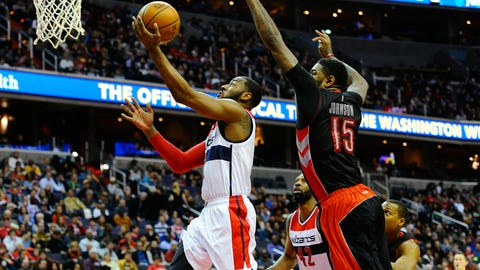 (4) Toronto Raptors vs. (5) Washington Wizards