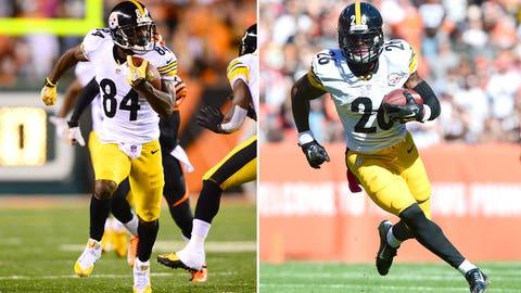 5 -- Pittsburgh Steelers
