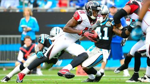 27 -- Atlanta Falcons