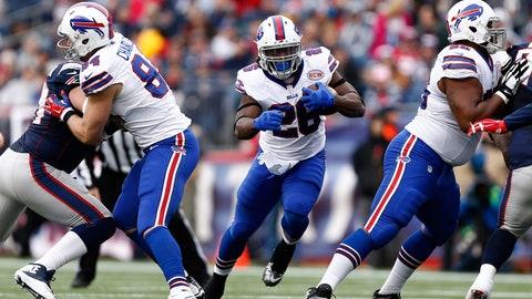 10 -- Buffalo Bills