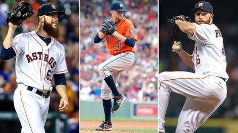 15 -- Houston Astros