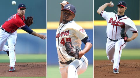 14 -- Atlanta Braves