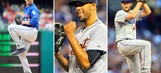 A look at Major League Baseball's Top 15 starting rotations right now