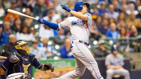 May 6 - Joc Pederson has seven straight hits go for home runs