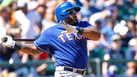 1B Prince Fielder, Texas Rangers