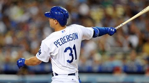 Joc Pederson, Los Angeles Dodgers