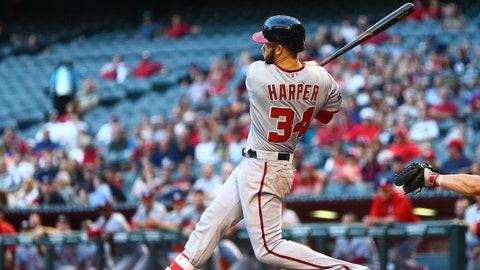 Bryce Harper, Washington Nationals