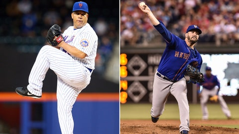 New York Mets -- Pitching their way to the top