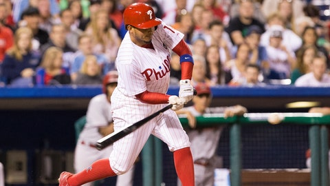 Freddy Galvis -- Emerging as a top hitter
