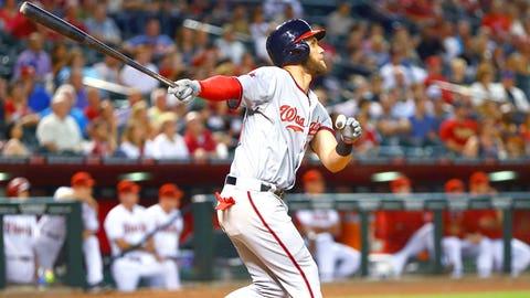 Outfielder -- Bryce Harper, Washington Nationals