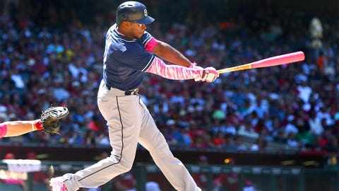 Outfielder -- Justin Upton, San Diego Padres